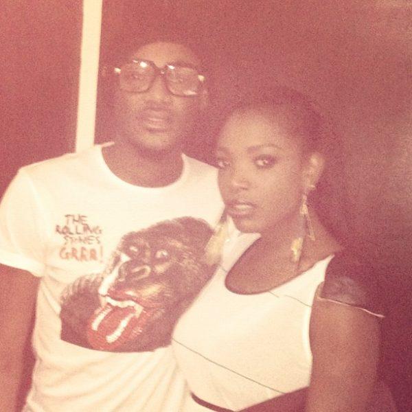 Chris Brown Lagos Social Media  - December 2012 - BellaNaija004