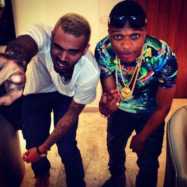 Chris Brown Lagos Social Media  - December 2012 - BellaNaija007
