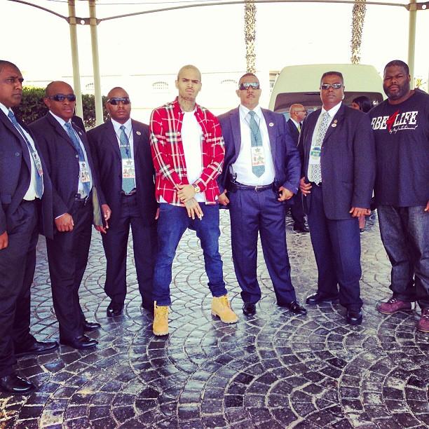 Chris Brown Lagos Social Media  - December 2012 - BellaNaija009