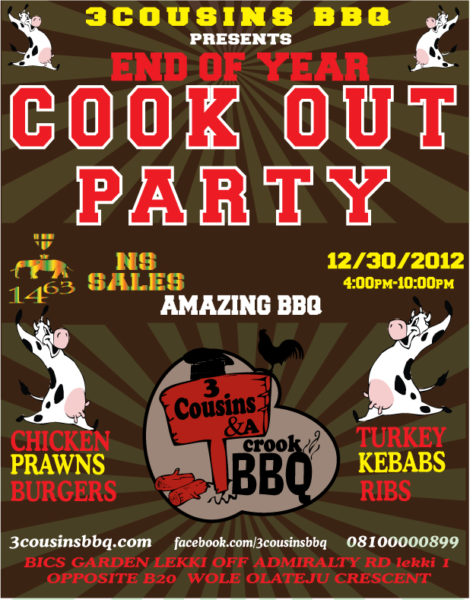 Cook Out Party