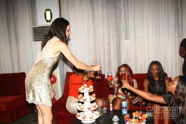 Eku & Kessiana Edewor's Birthday Party - December  2012 - BellaNaija006