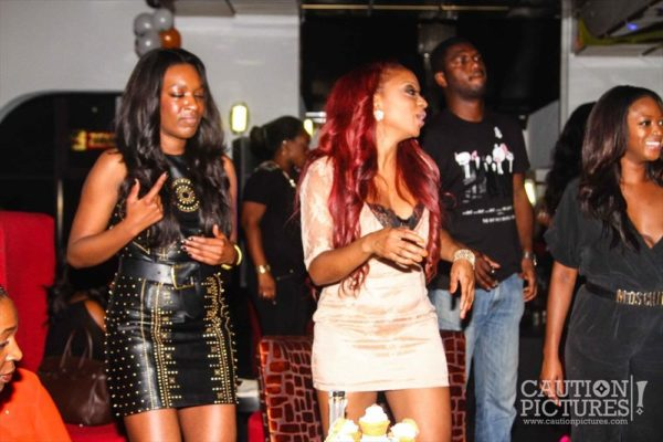 Eku & Kessiana Edewor's Birthday Party - December  2012 - BellaNaija011