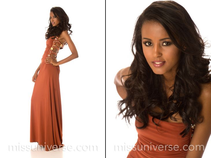 miss ethiopia nude