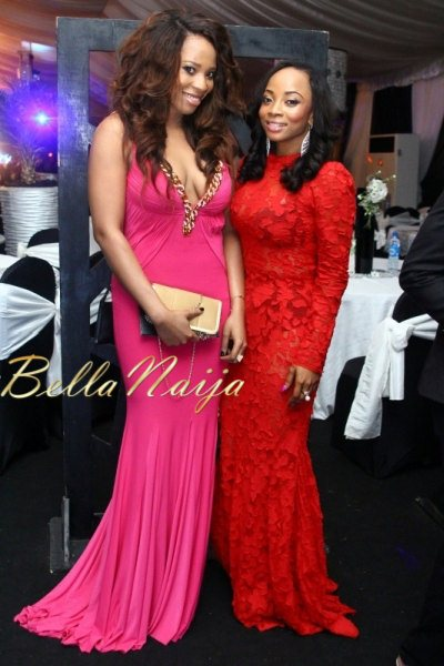 Karen Young & Toke Makinwa
