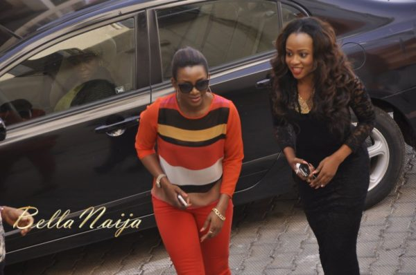 Genevieve Nnaji MUD Launch Abuja  - December 2012 - BellaNaija001