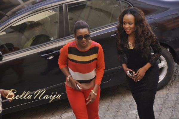 Genevieve Nnaji MUD Launch Abuja - December 2012 - BellaNaija001