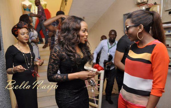 Genevieve with MUD MD - Onyinye Onwugbenu