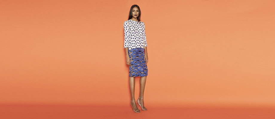Jewel by Lisa Loreal plus Spring Summer 2013 Lookbook  - December 2012 - BellaNaija014