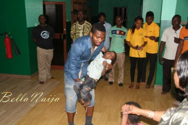 Joseph Yobo's Charitable Deeds - December  2012 - BellaNaija007