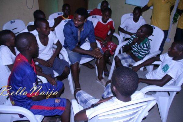 Joseph Yobo's Charitable Deeds - December  2012 - BellaNaija009