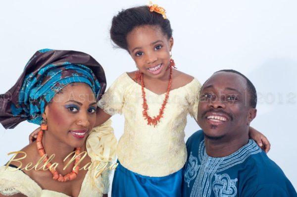 Julius Ibiere Zahra Agwu Christmas Jemima Magazine  - December 2012 - BellaNaija006