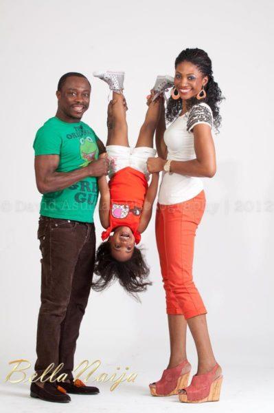 Julius Ibiere Zahra Agwu Christmas Jemima Magazine  - December 2012 - BellaNaija017