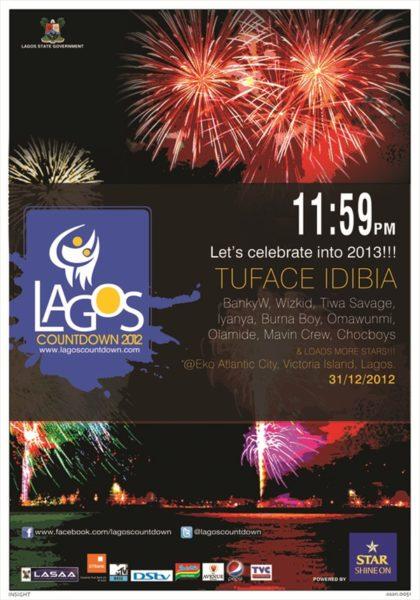 Lagos Countdown