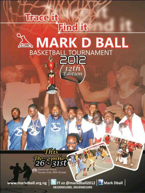 Mark D Ball Basketball Tournament 2012