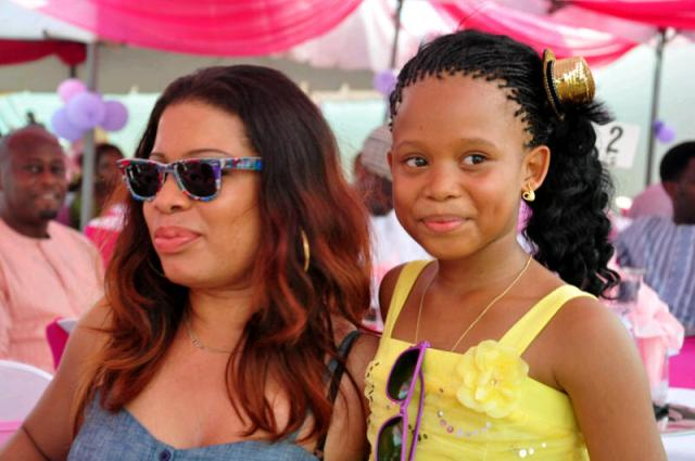 Monalisa Chinda opens up on the challenges of being a single mum & beef with Rita Dominic
