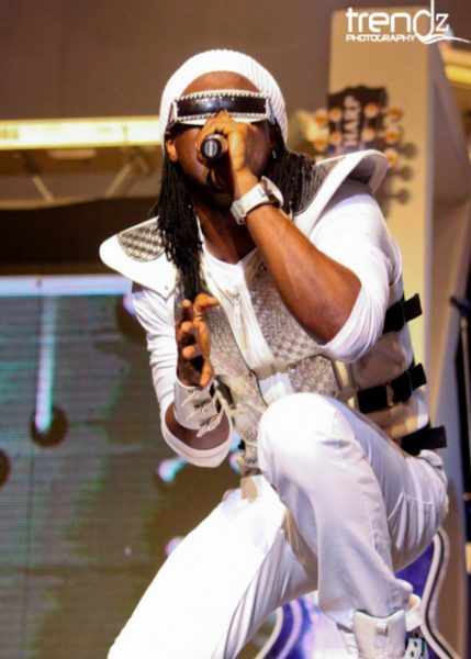 Paul Okoye of P-Square