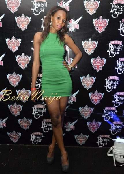 Smirnoff 3D Disco- December  2012 - BellaNaija040