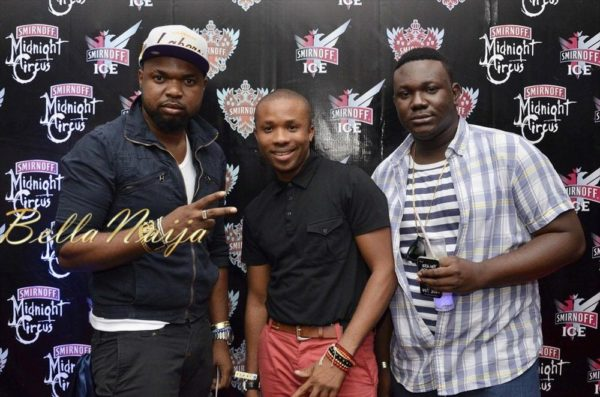 Smirnoff 3D Disco- December  2012 - BellaNaija041