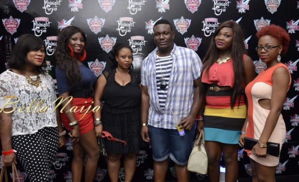 Smirnoff 3D Disco- December  2012 - BellaNaija052