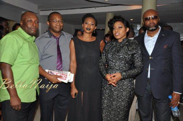 Maurice Inok, Charles Aniagolu, Nse Ikpe-Etim, Rita Dominic &