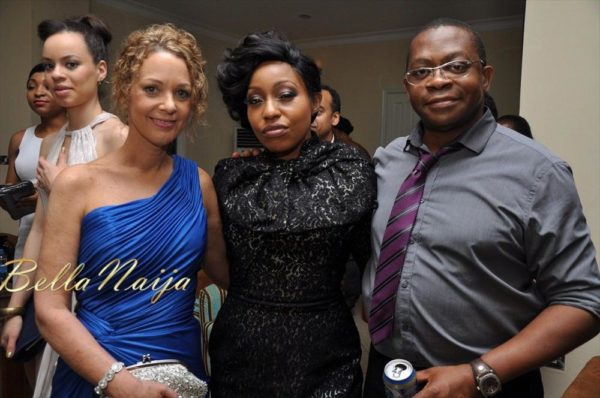 Jacqueline Bell (Executive Producer), Rita  Dominic & Charles Aniagolu (Co-Director)