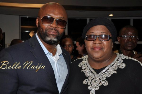 Chris Madubuko & Mildred Okwo