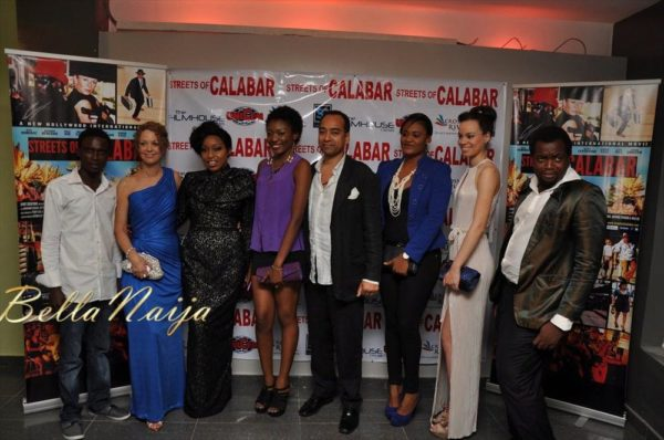 Mark Effiong, Jacqueline Bell, Rita Dominic, Mary-Anne Ochala, Anthony Ofoegbu, Janet Usimka, Lisa Kill & Chris Elvis