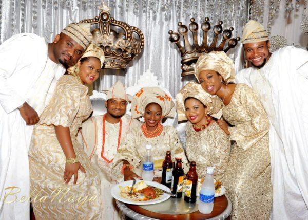 Tolu Odukoya & Olumide IjogunTraditional Engagement Photonimi - December 2012 - BellaNaija1052