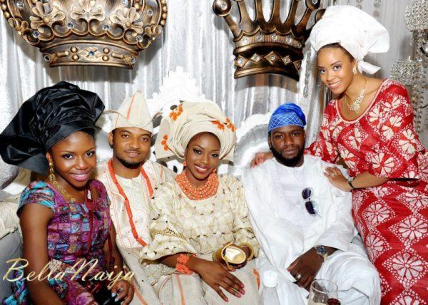 Tolu Odukoya & Olumide IjogunTraditional Engagement Photonimi - December 2012 - BellaNaija1058