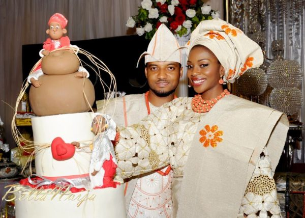 Tolu Odukoya & Olumide IjogunTraditional Engagement Photonimi - December 2012 - BellaNaija1086