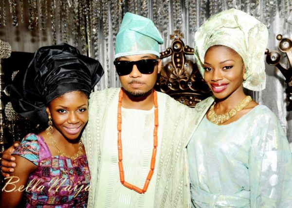 Tolu Odukoya & Olumide IjogunTraditional Engagement Photonimi - December 2012 - BellaNaija1281