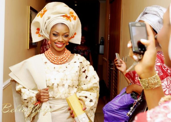 Tolu Odukoya & Olumide IjogunTraditional Engagement Photonimi - December 2012 - BellaNaija150