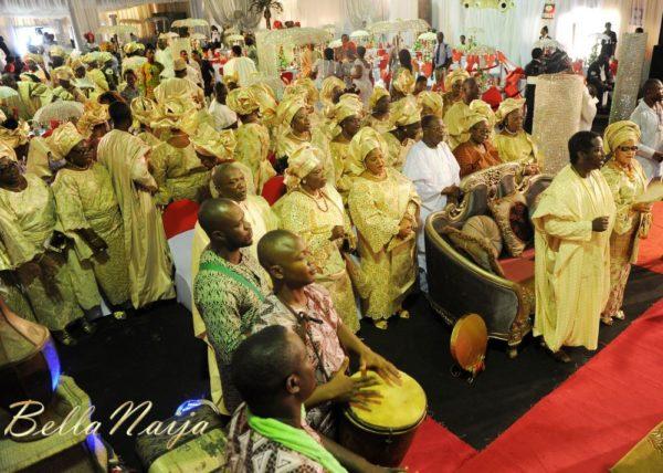 Tolu Odukoya & Olumide IjogunTraditional Engagement Photonimi - December 2012 - BellaNaija233