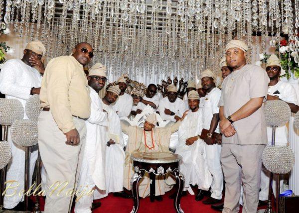 Tolu Odukoya & Olumide IjogunTraditional Engagement Photonimi - December 2012 - BellaNaija703