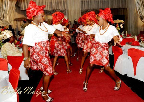 Tolu Odukoya & Olumide IjogunTraditional Engagement Photonimi - December 2012 - BellaNaija720