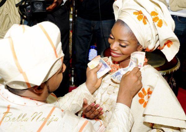 Tolu Odukoya & Olumide IjogunTraditional Engagement Photonimi - December 2012 - BellaNaija903