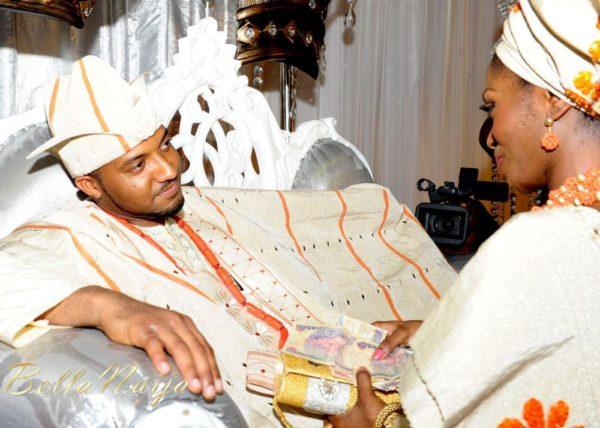 Tolu Odukoya & Olumide IjogunTraditional Engagement Photonimi - December 2012 - BellaNaija904