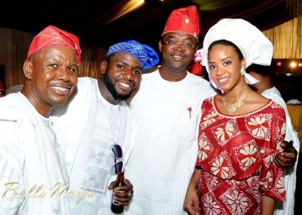 Tolu Odukoya & Olumide IjogunTraditional Engagement Photonimi - December 2012 - BellaNaija926
