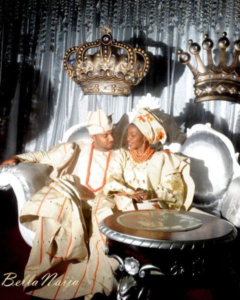 Tolu Odukoya & Olumide IjogunTraditional Engagement Photonimi - December 2012 - BellaNaija982