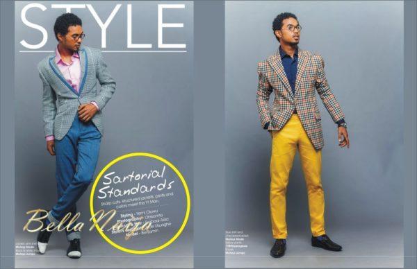 Tonto Dikeh Y Naija Magazine  - December 2012 - BellaNaija001