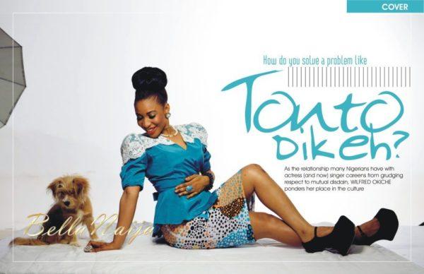 Tonto Dikeh Y Naija Magazine  - December 2012 - BellaNaija002