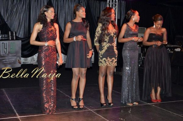 Y! Magazine Black Ball - December  2012 - BellaNaija101