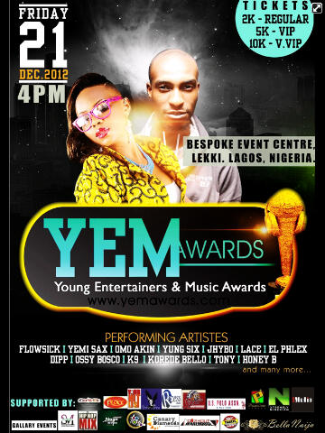 Yem Awards