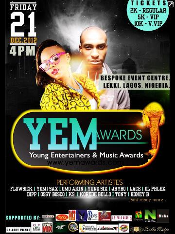 Yem Awards