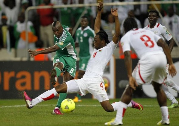 Super Eagles of Nigeria Kick Off with a Draw at AFCON 2013 ...