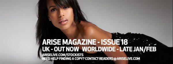 ARISE Magazine 1