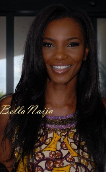 Agbani Darego – Face of CARNIRIV 2012 - BellaNaija01