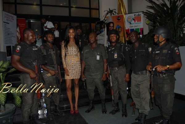 Agbani Darego – Face of CARNIRIV 2012 - BellaNaija05