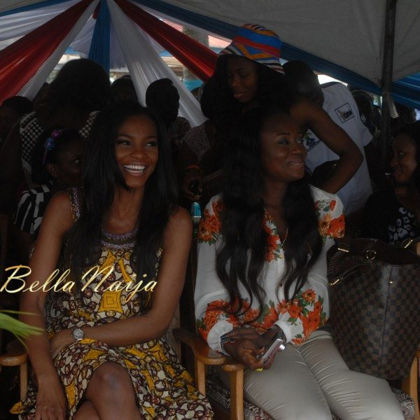 Agbani Darego – Face of CARNIRIV 2012 - BellaNaija09