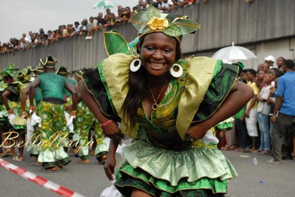 Agbani Darego – Face of CARNIRIV 2012 - BellaNaija11